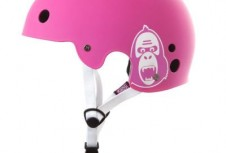 New Fit Helmet Pink