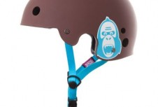New Fit Helmet Brown (matt)
