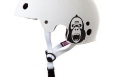 New Fit Helmet White (matt)