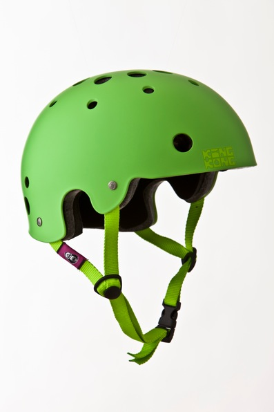 New Fit Helmet Green