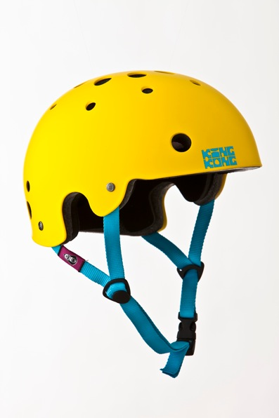 New Fit Helmet Yellow