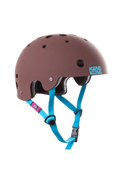 New Fit Helmet Brown